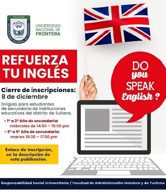 Refuerza tu Ingles
